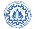 Kish university logo